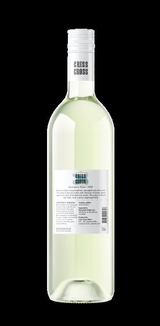 2020 Criss Cross Sauvignon Blanc
